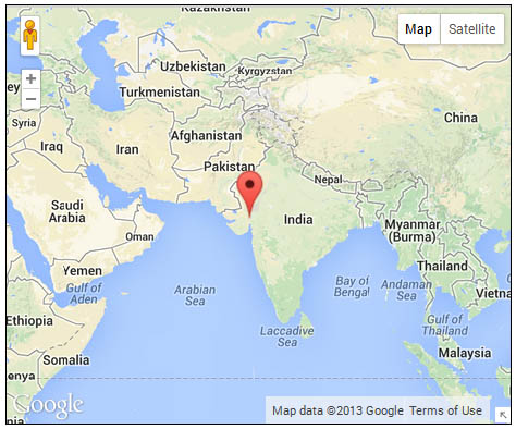 Ahmadebad, India