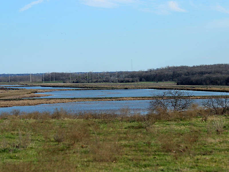 The John Bunker Sands Wetland Center.