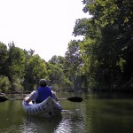 Journal - Kayaks on the Elm Fork