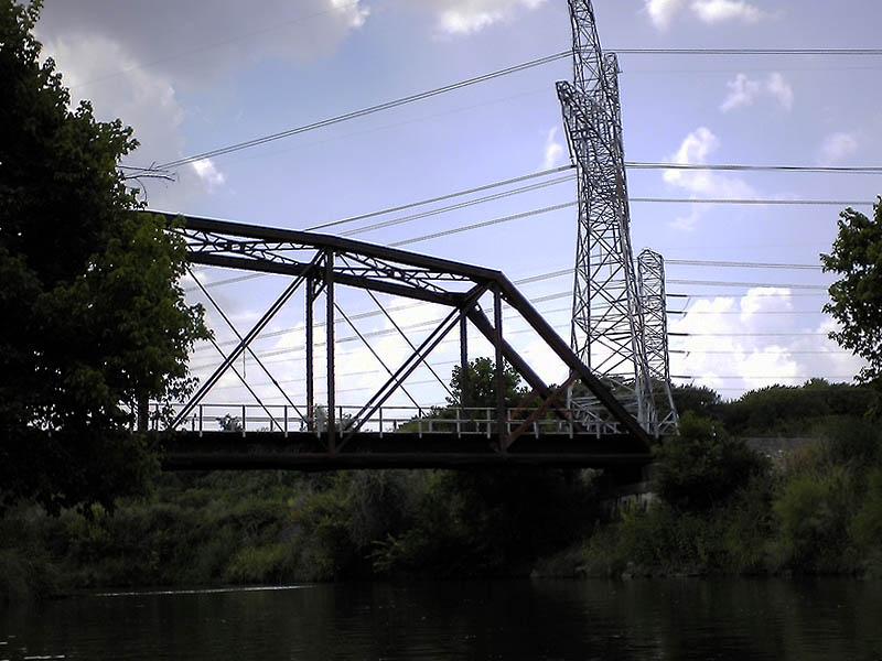 The DCTA trestle