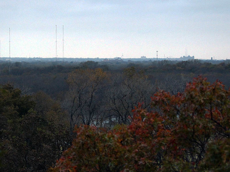 Journal - Great Trinity Forest Overlooks in Dallas, Texas