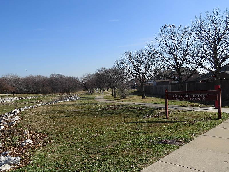 Valley Ridge Greenbelt Park