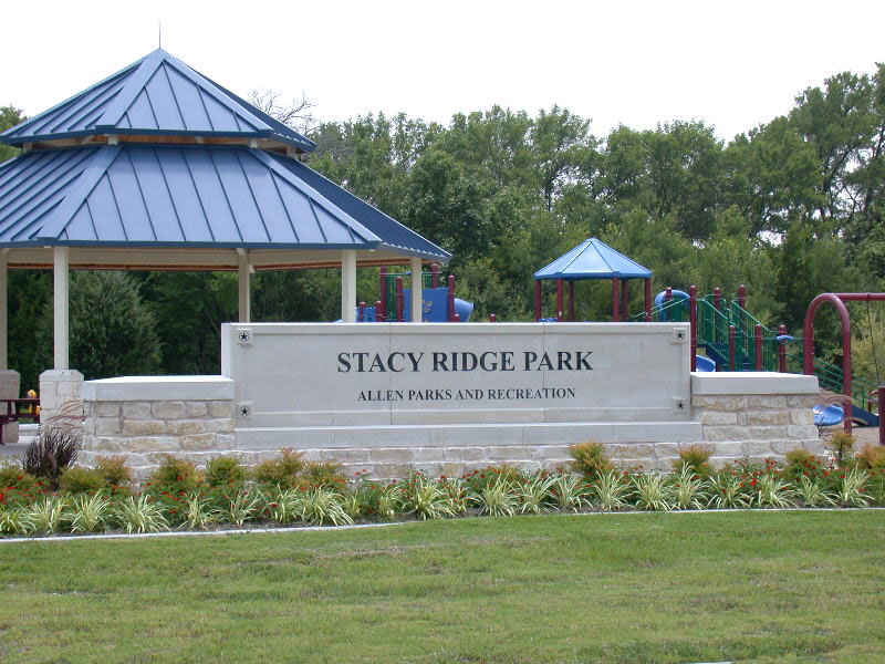 Stacy Ridge Park, Allen, Texas