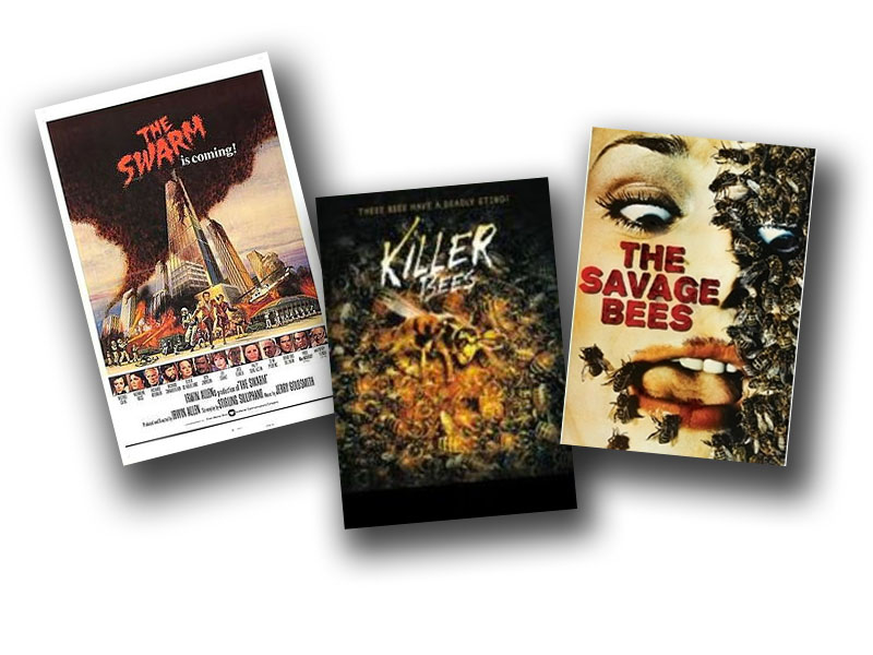 Killer Bee Movies