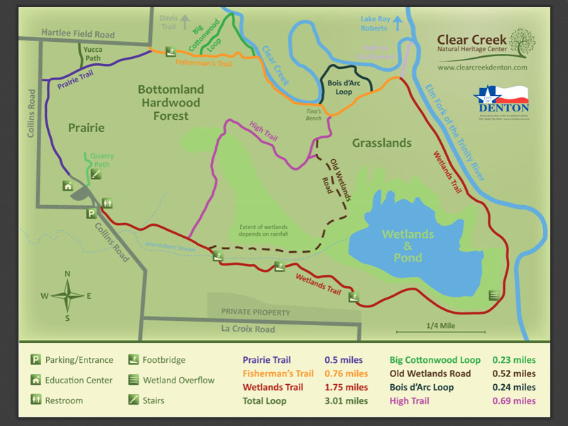 Clear Creek Natural Heritage Center