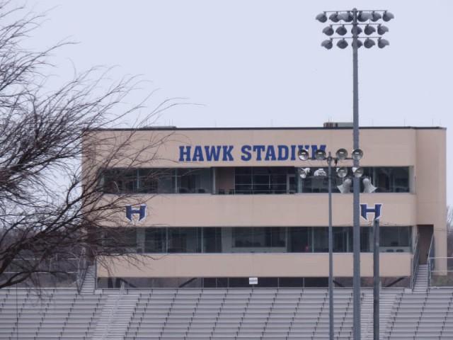 Go Hebron Hawks!