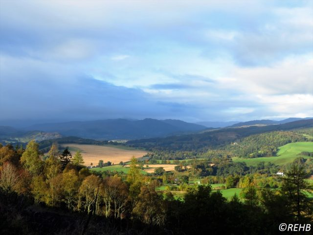 The Highlands, from The Knock